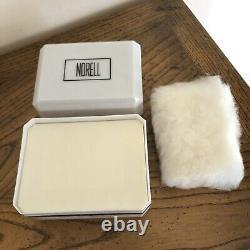Vintage Brand New Norell Perfumes Perfumed Dusting Powder Puff 6 oz. New York
