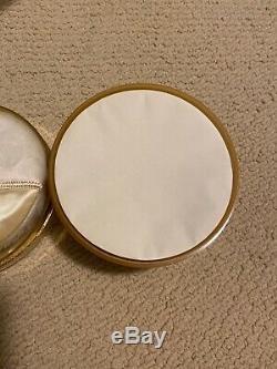 Vintage CIARA Velvet Dusting Powder Perfumed 6 oz Art Nouveau Charles Revson NIB