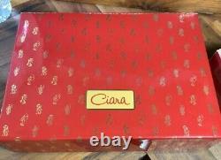 Vintage Ciara Perfume Spray Cologne Spray Velvet Dusting Powder NIB