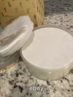 Vintage Ciara Perfumed Dusting Powder (sealed) 6oz In Box