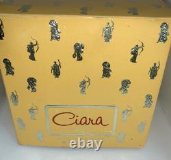 Vintage Ciara Velvet Dusting Powder 6 Oz, SEALED Hard To Find