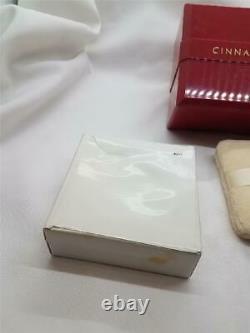 Vintage Cinnabar By Estee Lauder Perfumed Dusting Powder 3 oz Sealed Powder