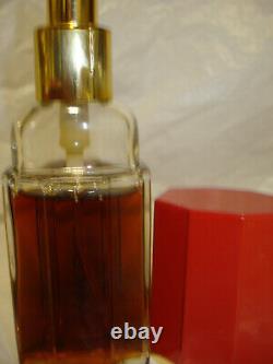 Vintage Cinnabar Estee Lauder 50ml-1.7oz Fragrance Spray and Dusting Powder 3 oz
