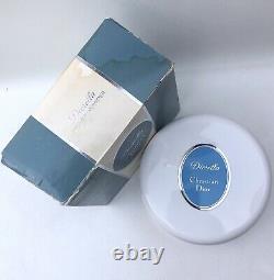 Vintage DIORELLA Christian Dior 4oz Perfumed Dusting Body Powder In Box Unsealed