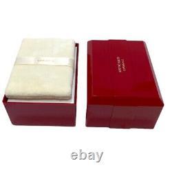 Vintage Estee Lauder Cinnabar Dusting Powder 6 oz Perfumed Body Powder Sealed