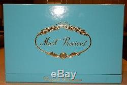 Vintage Evyan Most Precious 2.5oz Cologne Perfume 8 oz Dusting Powder SET