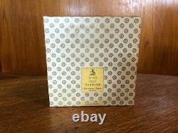 Vintage, Guerlain Shalimar 699 Talc Perfume, Dusting Powder, Sealed 400g