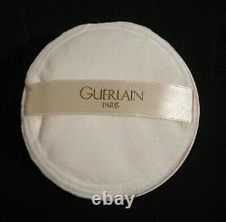 Vintage Guerlain Shalimar 8 oz Perfumed Bath/Dusting Body Powder