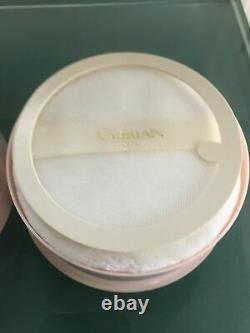 Vintage Guerlain Shalimar Perfumed Bath Body Dusting Powder SEALED 4 Oz RARE NEW