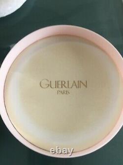 Vintage Guerlain Shalimar Perfumed Dusting Powder SEALED No Box 4 Oz RARE FIND