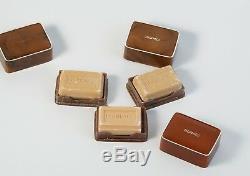Vintage Hermes Caleche Dusting Powder & Equipage Soap Lot
