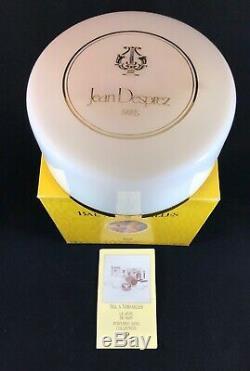 Vintage Jean Desprez Bal A Versailles Dusting Bath Perfumed Powder
