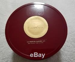 Vintage Must De Cartier Dusting Powder 5.2 Oz. /150 g (NIB)