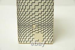 Vintage NIB Shalimar Dusting Powder by Guerlain 8 oz Talc Open Box Unused Sealed