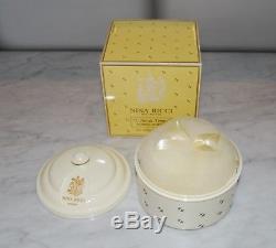 Vintage New Nina Ricci L'air Du Temps Perfumed Dusting Powder First Powder