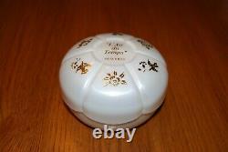 Vintage New Nina Ricci L'air Du Temps Perfumed Dusting Powder Golden Doves