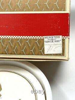Vintage Nina Ricci Farouche Perfumed Dusting Powder Box 6 oz SEALED New With Box