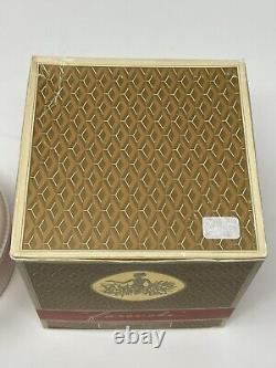 Vintage Nina Ricci Farouche Perfumed Dusting Powder Talc SEALED New With Box
