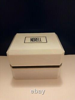 Vintage Norell Perfumed Dusting Powder 6 Oz New Sealed Powder & Puff, Rare! J/L