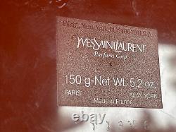 Vintage OPIUM Perfumed Dusting Powder By Yves Saint Laurent 5.2 oz Parfumes Corp