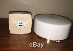 Vintage Original CHANEL NO 5 Perfumed Dusting Powder 8 oz & 1 Bar Soap. New