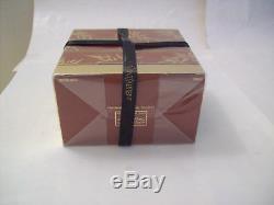 Vintage Perfumed Dusting Powder Opium YSL Yves St Laurent 150 g new, sealed, women