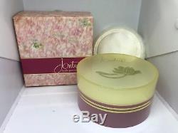 Vintage REVLON JONTUE Perfume Dusting Body Powder 3 Oz Sealed in Box NEW