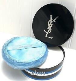 Vintage Rive Gauche Yves Saint Laurent Perfume Dusting Powder 6oz Never Opened