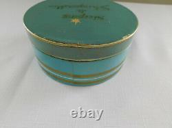 Vintage'SLEEPING' de Schiaparelli Dusting Powder in BOX and UNOPENED