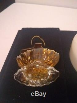 Vintage Shalimar Perfume Guerlain Dusting Powder 110g