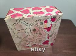 Vintage Shocking de Schiaparelli Brand New SEALED Dusting Powder Original Box