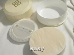 Vintage Ysatis de Givenchy Perfumed Dusting Powder 200g. Net Wt. 7oz. SEALED