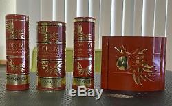 Vintage Yves Saint Laurent YSL Opium Dusting Powder 0.7 to 1.25 oz +Perfume Soap