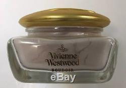 Vivienne Westwood RARE Satin Dusting Powder Boudoir Monaco Read