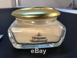 Vivienne Westwood RARE Satin Dusting Powder Boudoir & RARE Brush Monaco Read