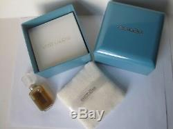 Vtg. 0.25 oz Sealed Estee Super Perfume Estee Lauder, Estee Body Dusting Powder
