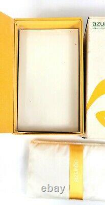Vtg 70's Estee Lauder Azuree Perfumed Silken Dusting Body Powder 7.5 oz New Rare