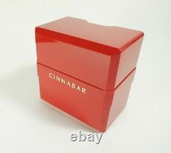 Vtg CINNABAR A53 ESTEE LAUDER Perfumed Bath-Body-Dusting Powder 3oz Sealed