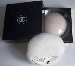 Vtg Coco Chanel Poudre Apres Bain Chanel Luxury Dusting Bath Perfume Powder 3 oz