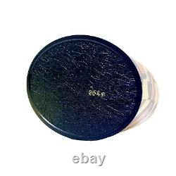 Vtg Faberge TIGRESS Bath Powder Perfumed Dusting Body Talc 5 Oz Sealed with Puff