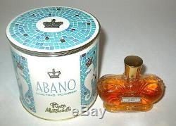 WOW! Prince Matchabelli ABANO Unused Eau de Perfumee & Dusting Powder