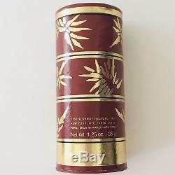 YSL Opium Lot 3 Perfumed Dusting Powder Puff + Travel Bar Soap And Powder Shaker
