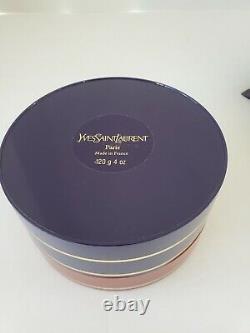 YSL Opium Perfume Dusting Powder Unopened In Box