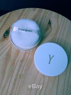 YSL RARE AFTER BATH PERFUMED DUSTING POWDER. 3 OZ RARE sealed powder