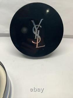 YVES SAINT LAURENT RIVE GAUCHE DUSTING POWDER 6 OZ Unused Perfumed Designer