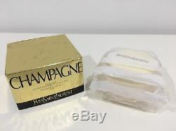 Yves Saint Laurent YSL Champagne 150g 5.2oz Perfumed Dusting Powder